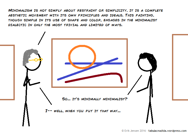 361Minimalism